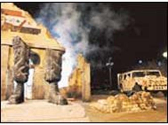 Kurtlar Vadisi Irak'a Hollywoodvari gala